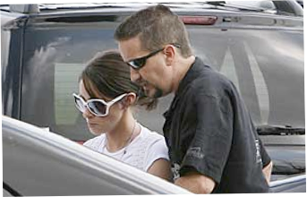 Rob Dick and Casey Anthony